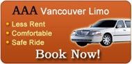 AAA Vancouver Limousine Service Rates