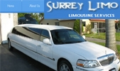 Langley Limousine in Surrey BC