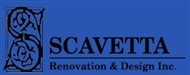 Scavetta Renovations and Design Inc.