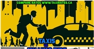 Compare Taxi Cabs vs Black Car Service